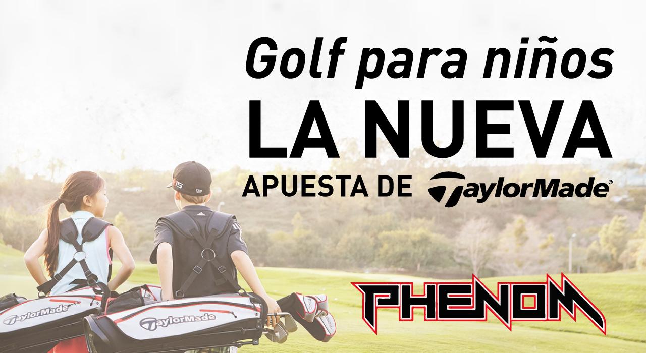 Golf junior - Golf para niños - Golf infantil