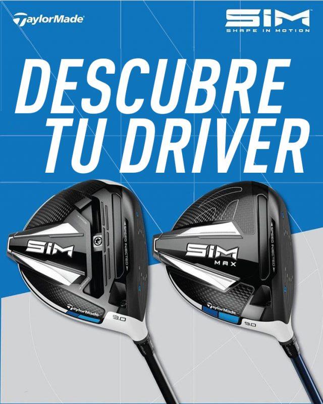 Regulación abuela Celsius  Fitting de palos de golf   TaylorMade Colombia